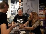 Weer lekker druk in De Schakel tijdens Record Store Day