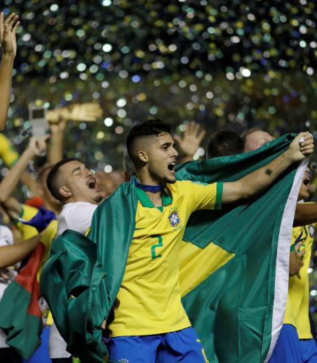 Vierde wereldtitel voor Brazilië onder-17 na winst op Mexico