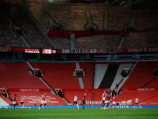Manchester United meldt verlies van ruim 25 miljoen euro