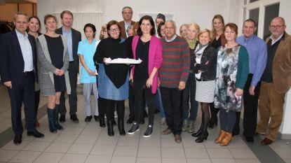 Vrijwilligers 't Bruggeske verzorgen nieuwjaarsfeest voor senioren