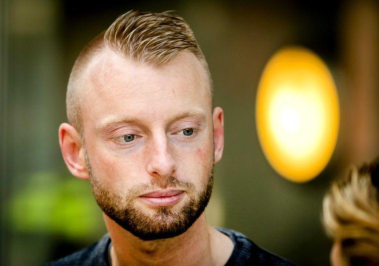 Joey Hoofdman (32) was één van de drijvende krachten achter de rechtszaak tegen vruchtbaarheidsarts Jan Karbaat.