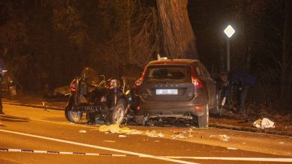 Tienermeisje sterft na crash met brommobiel, drie andere inzittenden kritiek en zwaargewond