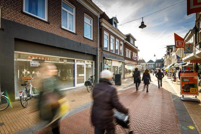 Winkels in de Steenwijk zijn in het nieuwe jaar
