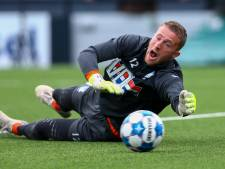 Handtekeningen gezet: reservedoelman Jonkerman nog een seizoen bij FC Eindhoven