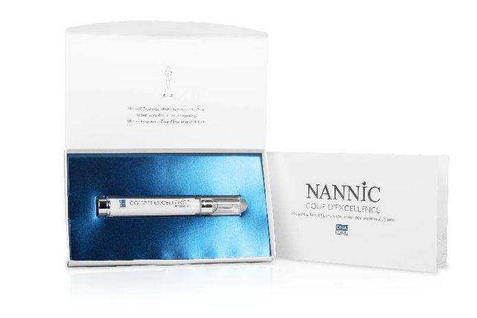 """Le """"Coup d'Excellence DNA Elixir"""" vendu à 89 euros."""