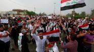 Duizenden studenten en scholieren op straat in Irak ondanks dreigementen overheid