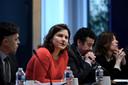 La ministre française des Sports, Roxana Maracineanu
