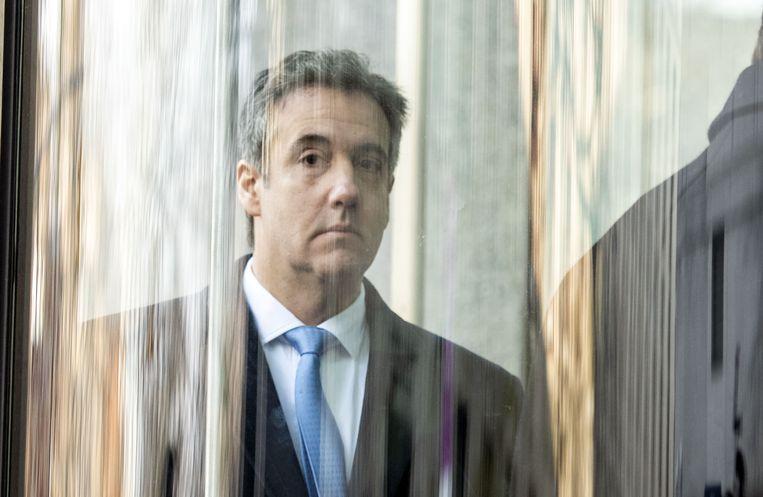 Michael Cohen Beeld AFP
