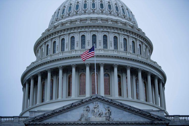 Het Capitool in Washington D.C.