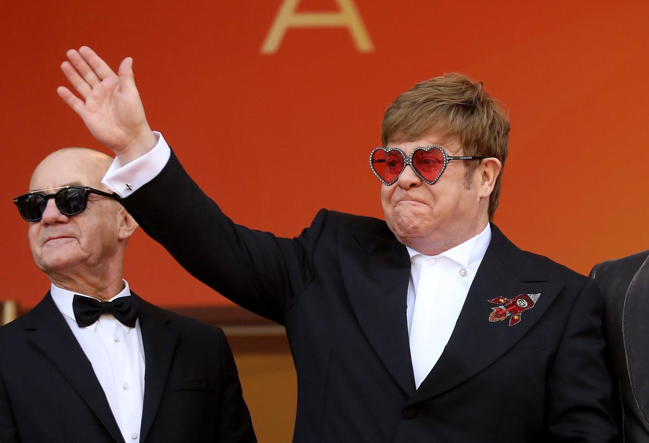 Bernie Taupin, Elton John