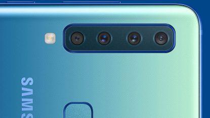 Primeur: Samsung lanceert smartphone met achteraan vier camera's