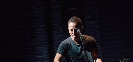 'Dure' Bruce Springsteen maakte op Broadway iets kapot