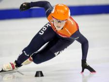 Goud voor shorttrackers Schulting en Knegt bij wereldbeker Salt Lake City
