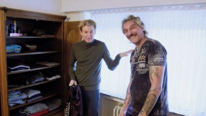 Jani maakt komaf met modeblunders van Robert en Chantal in Zo Man Zo Vrouw