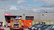 Wafelbedrijf Avieta even geëvacueerd na brand