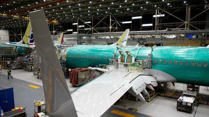 Nieuwe tegenslag voor Boeing: 737 MAX-toestellen bevatten mogelijk onderdelen met fabricagefouten