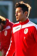 """Reza Ghoochannejhad was minder gelukkig bij Standard Luik: ,,Wat ik vreemd vond, is dat hij wel altijd goed en sterk trainde, maar vaak niet eens bij de wedstrijdselectie zat."""""""