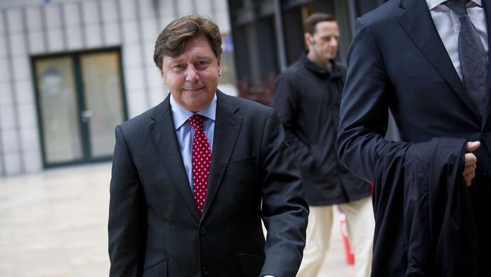 Oud-burgemeester van Meerssen Ricardo Offermans.