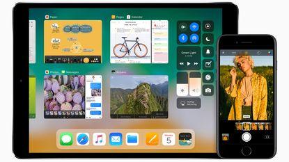 Opmerkelijk: Apple komt nu al met nieuwe update iOS 11