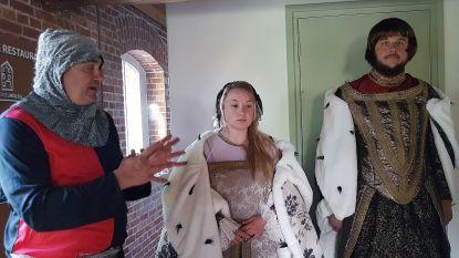 Graaf en Gravin Antoon en Elisabeth brengen met film geschiedenis van Hoogstraten weer tot leven