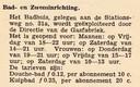 Uit de gemeentegids van Culemborg 1948.