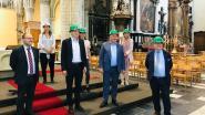 Projectoren tentoonstelling 'Iedereen Rubens' zitten vast in Wuhan