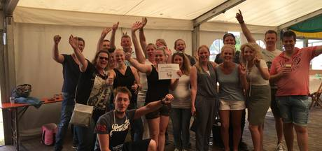 Fout weekend in Langeveen-Bruinehaar enorm succes