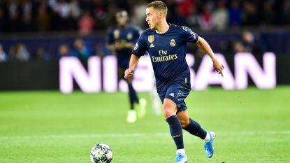"""Zidane twijfelt voor derby tegen Atlético niet aan Hazard: """"Eden wordt speler die we willen"""""""