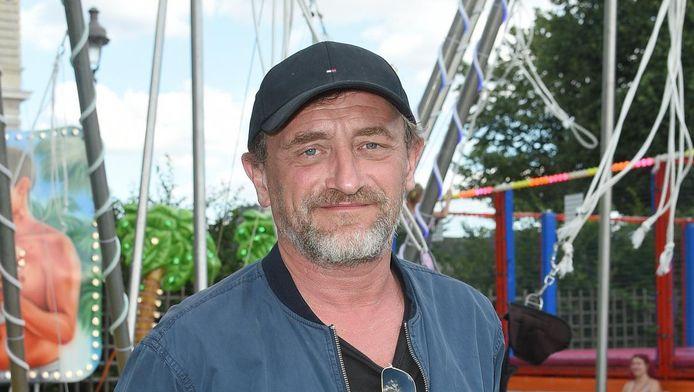 Jean-Paul Rouve profite pour l'instant de ses vacances en Norvège.