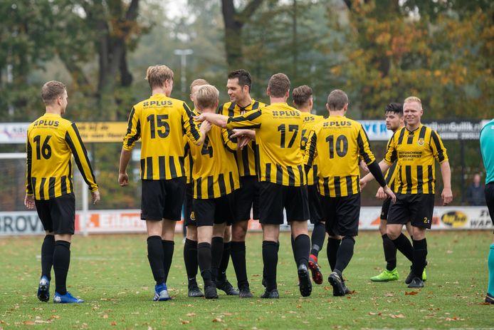 VV Heerde zal het volgend seizoen zonder trainer Verhoef moeten doen.