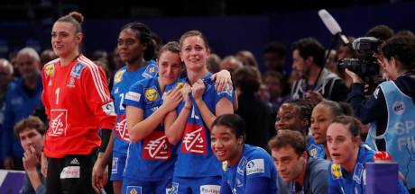 Franse handbalsters winnen na WK ook EK in eigen land