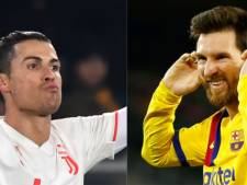 """La Juventus rêve d'associer Cristiano Ronaldo et Lionel Messi"""