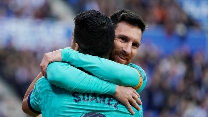 LIVE. FC Barcelona slaat toe via twee klasseflitsen, maar na invalbeurt Januzaj staat het weer gelijk