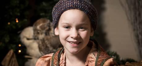 Nynke (11) en Sofie (10) spelen hoofdrol in Almelose kerstproductie: 'Een droom'