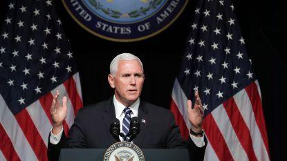 """VS wil """"ruimtemacht"""" al tegen 2020 oprichten"""