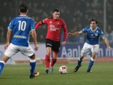 Helmond Sport heeft NAC-huurling Snepvangers pas in 2020 terug: 'Jammer, hij was goed bezig'