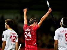 Les Red Lions balaient l'Espagne en ouverture de l'Euro