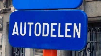 Elektrische deelauto's staan vanaf 23 juni aan bibliotheek en Sanitary in Zottegem
