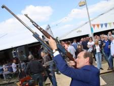 Sander Schelberg schiet met scherp in Beckum