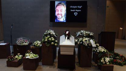 """Afscheid van Christophe 'Kitoff' Vander Stappen (26): """"Trotse papa die nu herenigd is met zijn broer en verder leeft in zijn zoontje"""""""