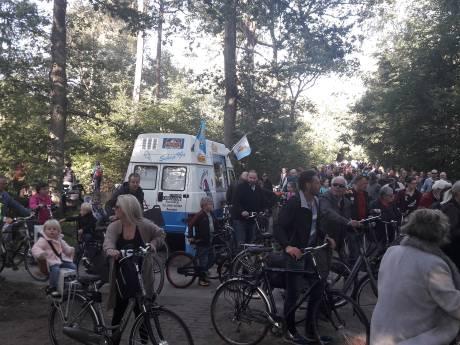 Chaos in en rond Ede: kom niet naar Ginkelse heide voor herdenking