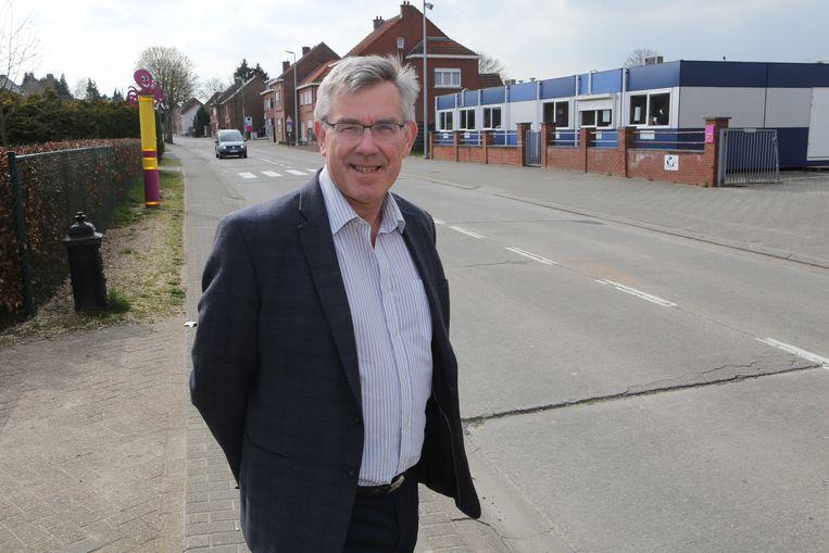 Burgemeester Chris Vervliet tekende vandaag de klimaatconvenant niet