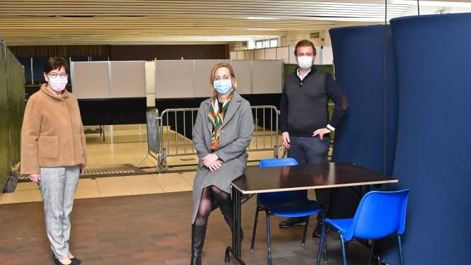 Vrijwilligers voor vaccinatiecentrum in zaal ISO gezocht