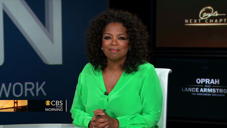 Oprah Winfrey. Beeld afp