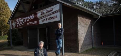 Scouting Aalst-Waalre is 75 jaar maar er valt even niets te vieren
