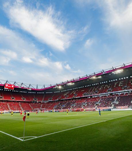 FC Twente tevreden over eerste wedstrijd met coronamaatregelen