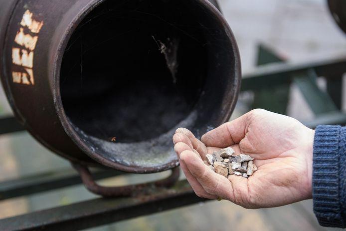 Carbidschieten is een jarenlange traditie in de Achterhoek.