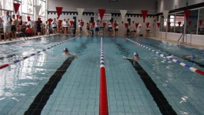 Zwembad heropent morgen