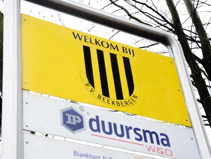 De Apeldoornse voetbalclub V.V Beekbergen