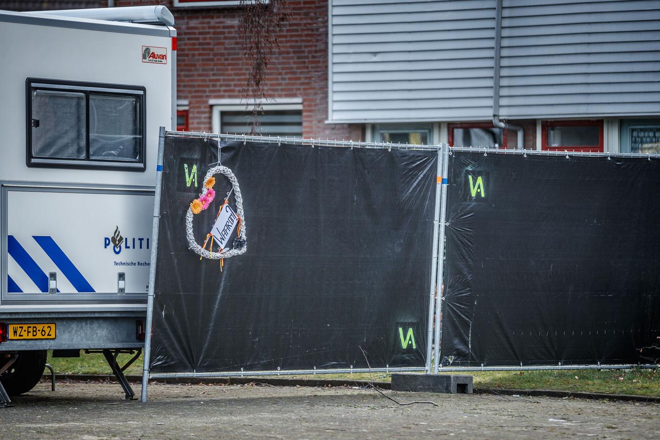 Gezinsdrama in een woning in de Dasseburcht Etten-Leur,